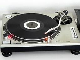 Technics SL-1200 mk2