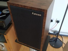 Falcon Acoustics LS3/5A Gold Badge Rosewood